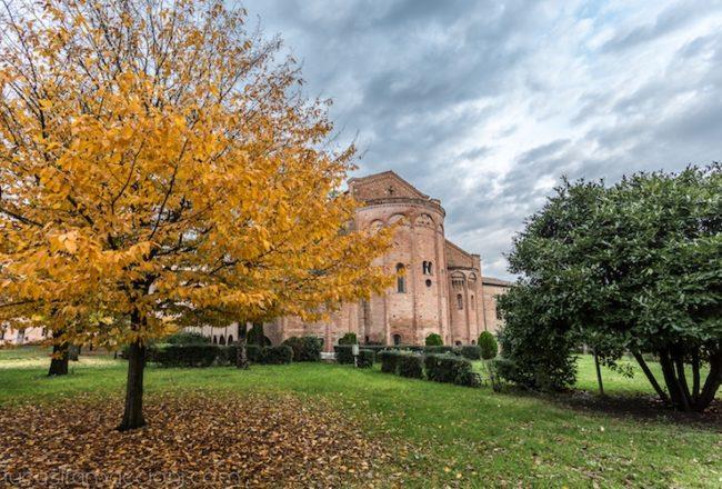 Garden Abbey at Fall